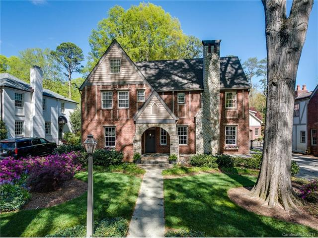 2821 Hampton Avenue, Charlotte, NC 28207, MLS # 3229427