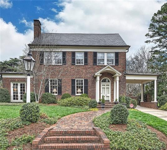 1127 Berkeley Avenue, Charlotte, NC 28203, MLS # 3363909