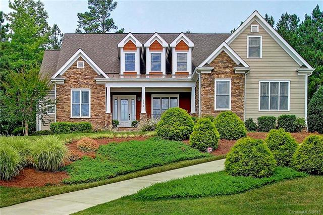 256 Ashmore Circle, Troutman, NC 28166, MLS # 3365758