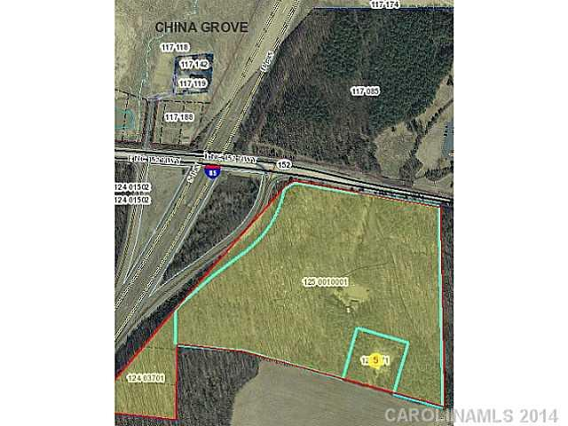 E Hwy 152 Highway, China Grove, NC 28023, MLS # 2206124