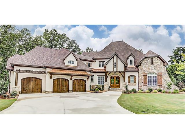 Southern homes of the carolinas the palisades for Charlotte home