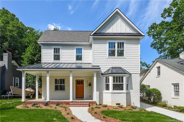 2429 Chesterfield Avenue, Charlotte, NC 28205, MLS # 3400064