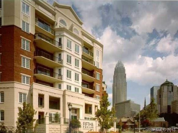 charlotte uptown condos for rent