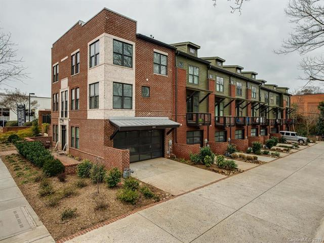 1644 Kenilworth Avenue Unit 7, Charlotte, NC 28203, MLS # 3478467