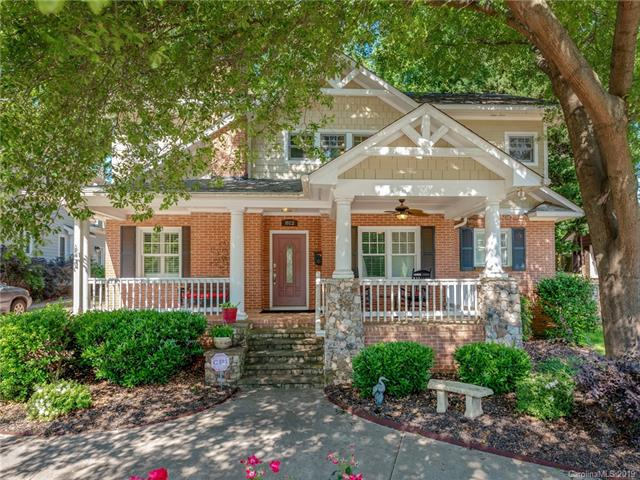 812 Mcdonald Avenue, Charlotte, NC 28203, MLS # 3500083