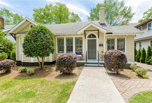2204 5th Street, Charlotte, NC 28204, MLS # 3507749