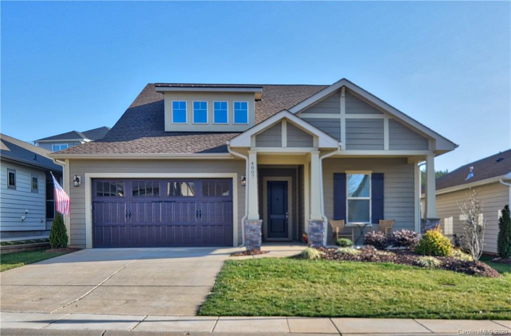 photo of home for sale at 4807 Looking Glass Trail