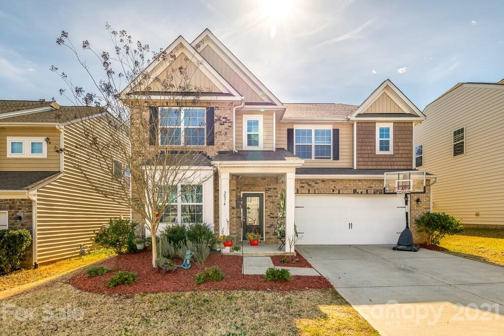 photo of home for sale at 2074 Newport Drive