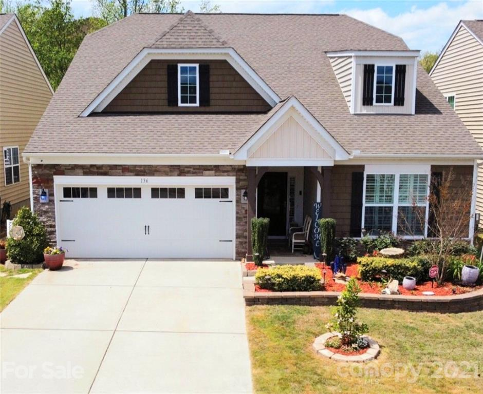 photo of home for sale at 136 Carmen Way