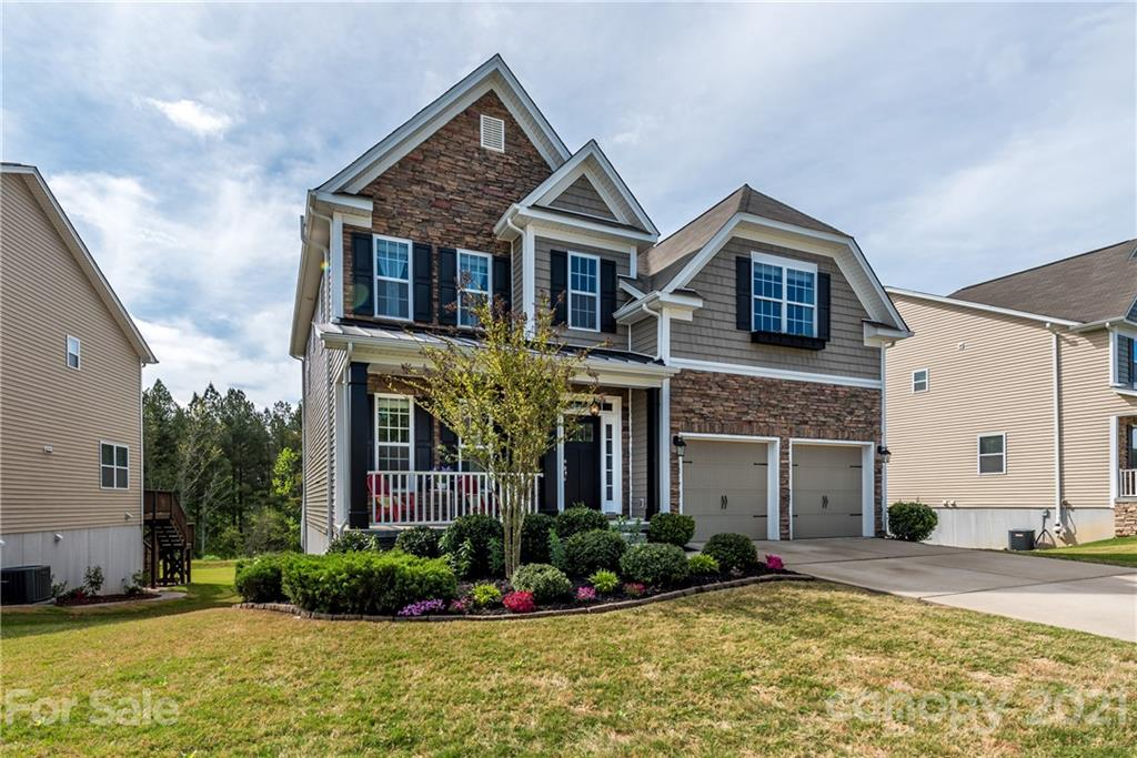 photo of home for sale at 4618 Carrington Drive