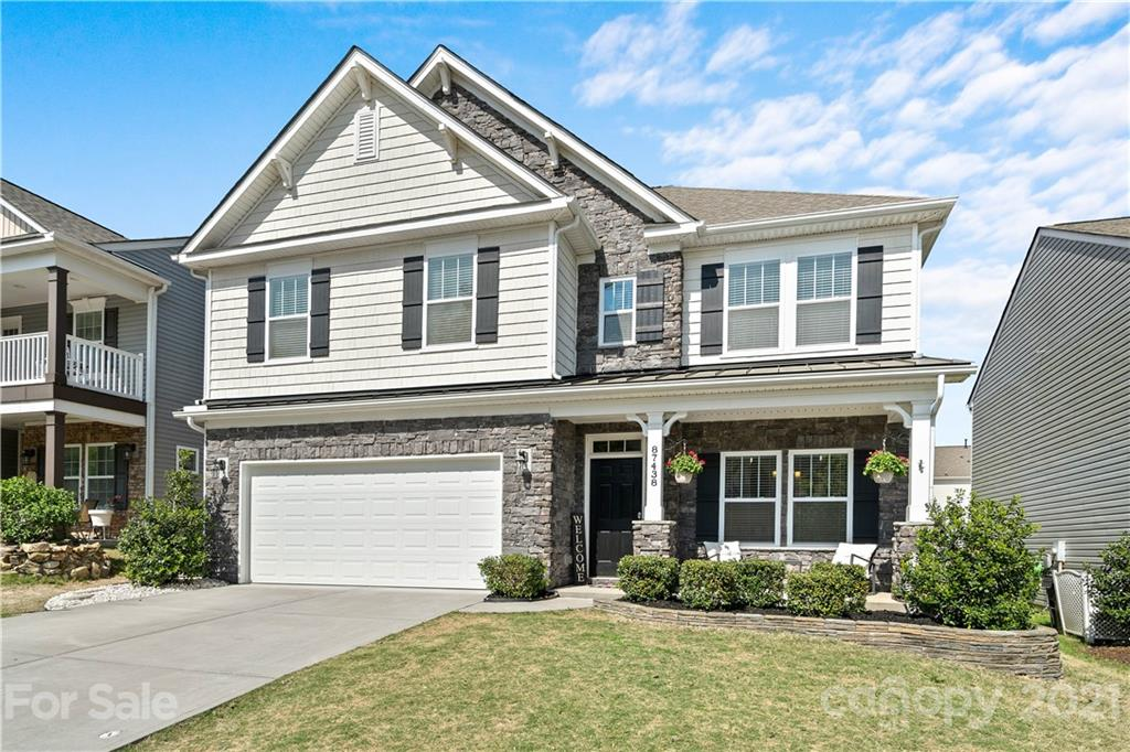 photo of home for sale at 87438 Edsen Court