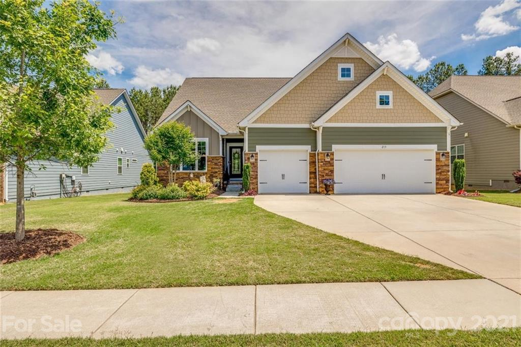 photo of home for sale at 213 Sweet Briar Drive