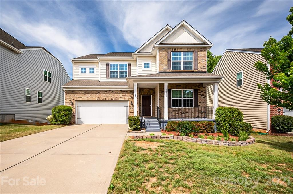 photo of home for sale at 2045 Newport Drive