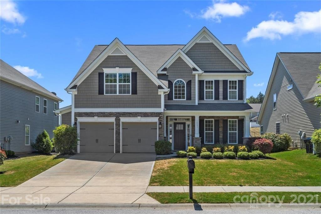 photo of home for sale at 4661 Carrington Drive