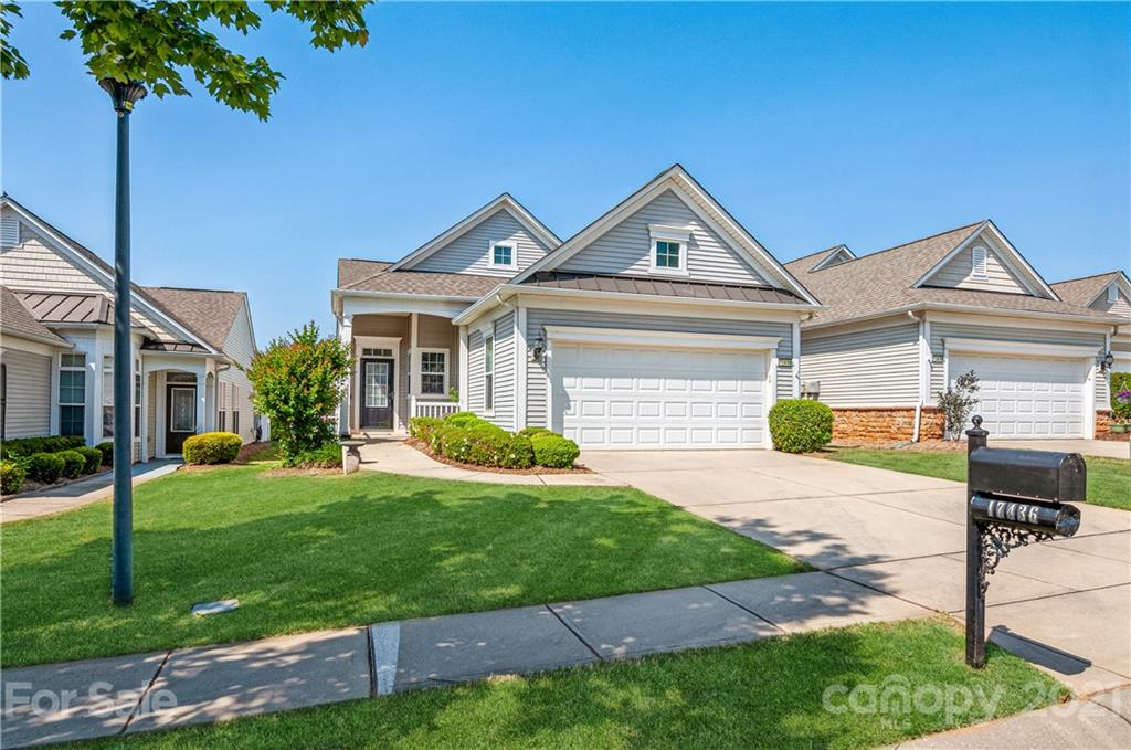 photo of home for sale at 17436 Hawks View Drive