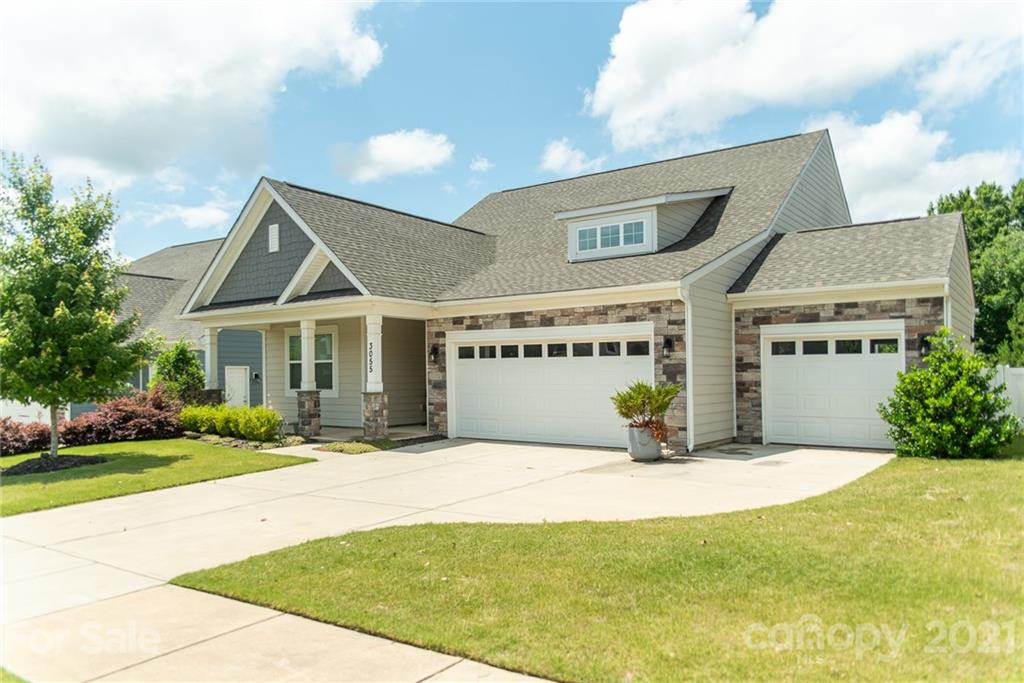 photo of home for sale at 3055 Dindle Drive