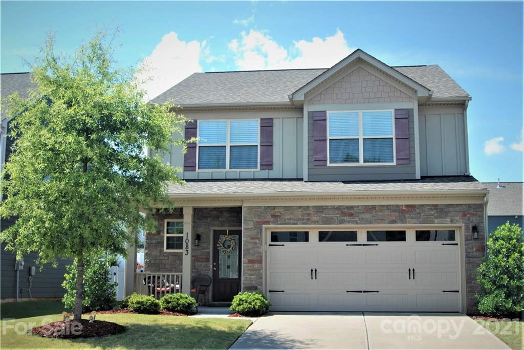 photo of home for sale at 1083 Baldwin Drive