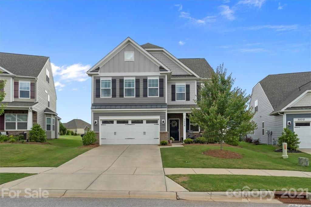 photo of home for sale at 3036 Dindle Drive