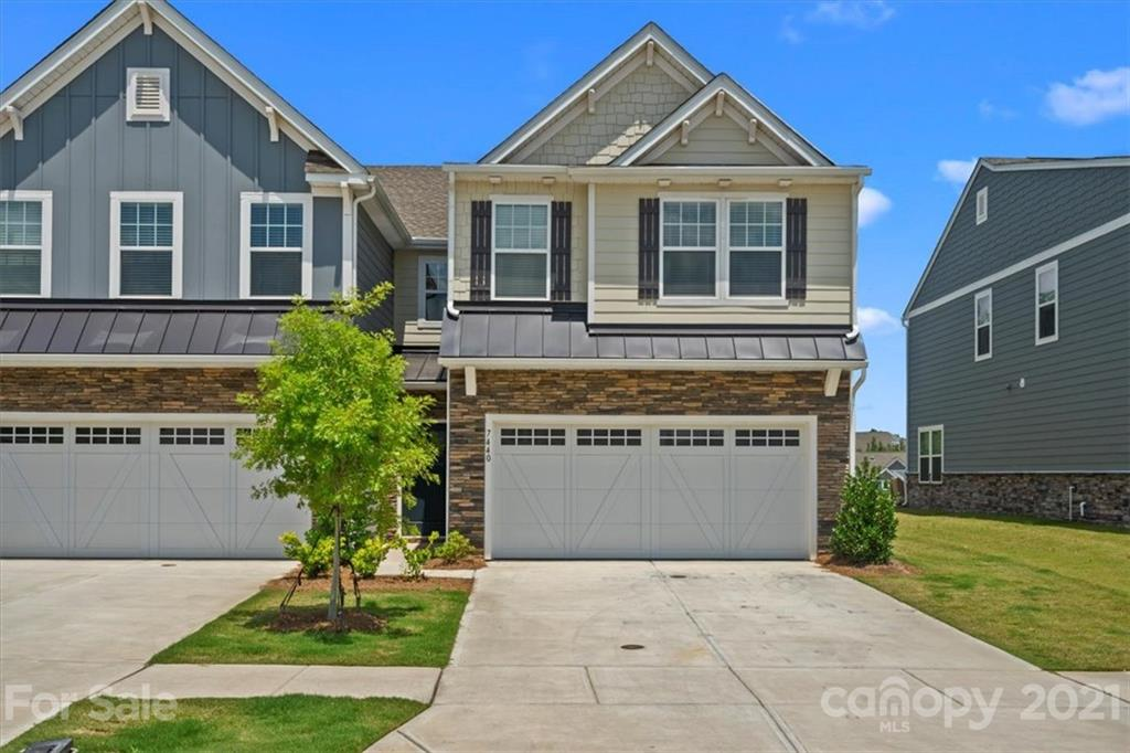 photo of home for sale at 7440 Hartsfield Drive