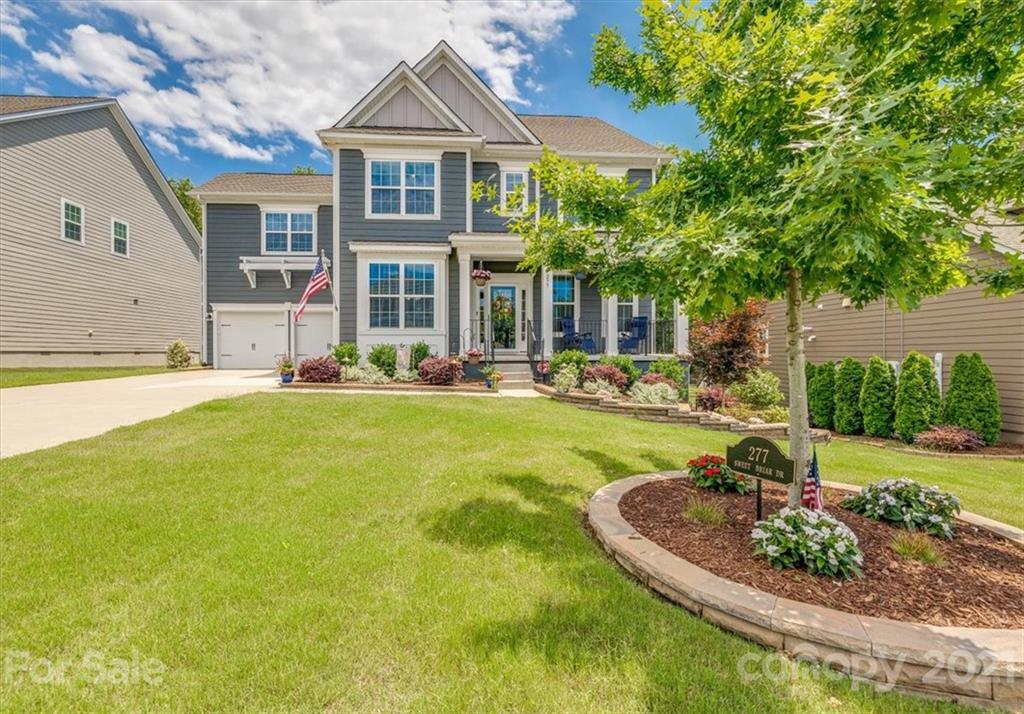 photo of home for sale at 277 Sweet Briar Drive