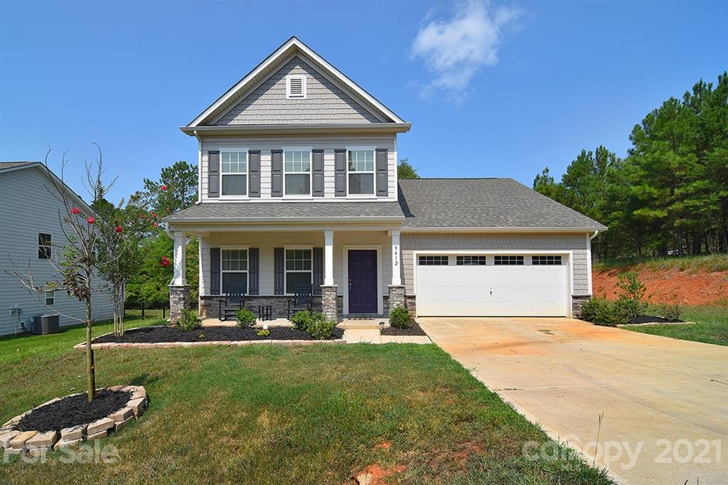 photo of home for sale at 9412 Tradewinds Court