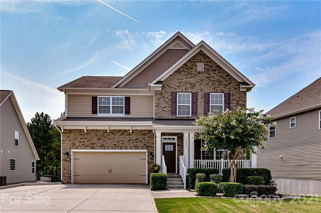 photo of home for sale at 4624 Carrington Drive