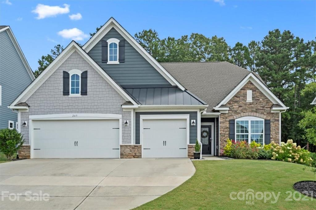photo of home for sale at 245 Sweet Briar Drive