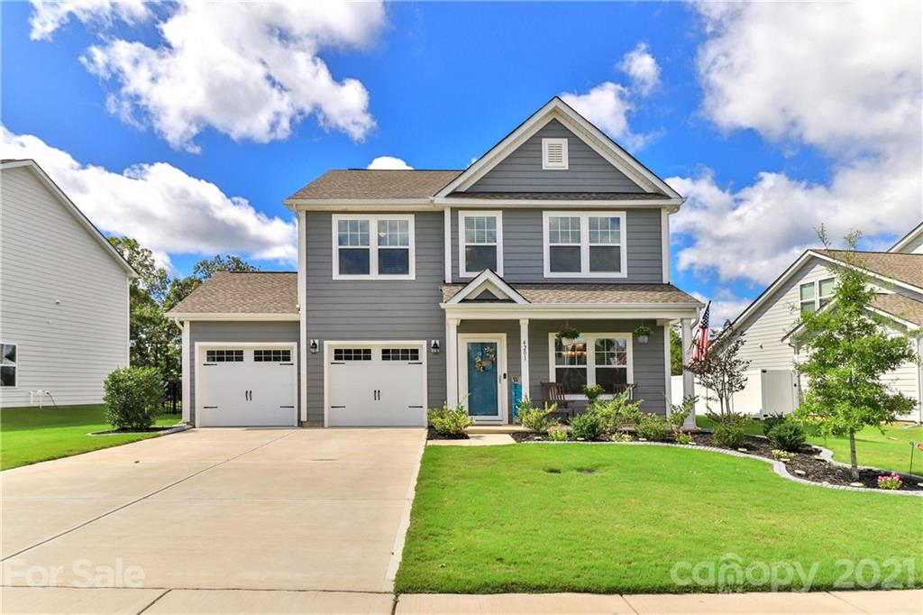 photo of home for sale at 4201 Bent Green Lane