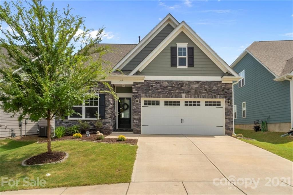 photo of home for sale at 365 Livingston Drive