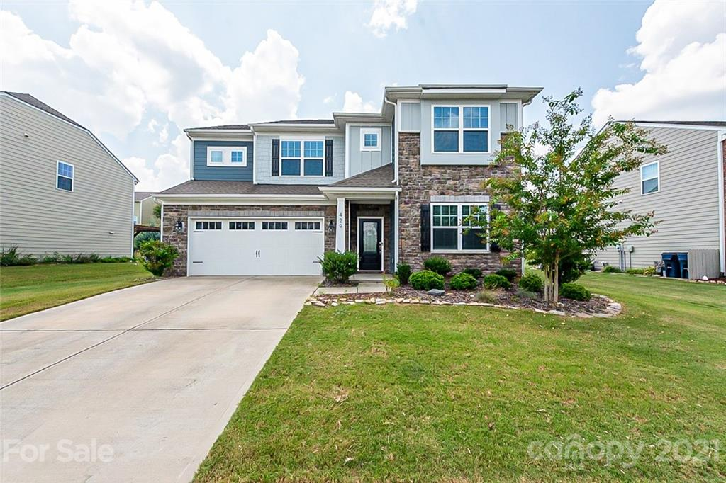 photo of home for sale at 429 Livingston Drive