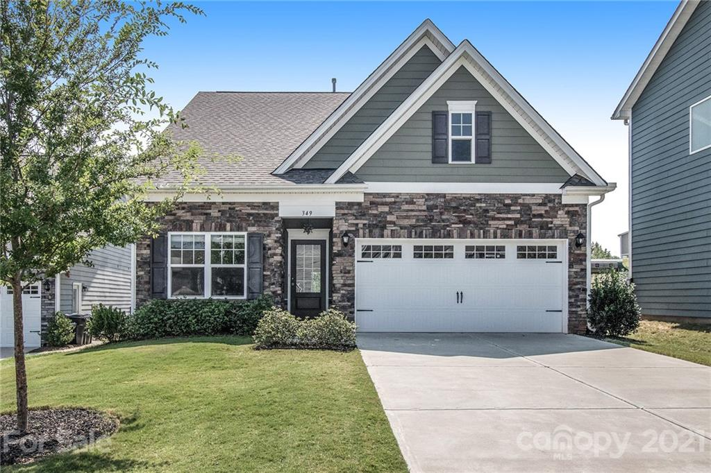 photo of home for sale at 349 Livingston Drive