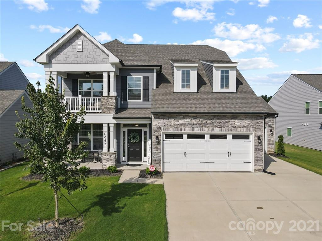 photo of home for sale at 4093 Clapton Drive