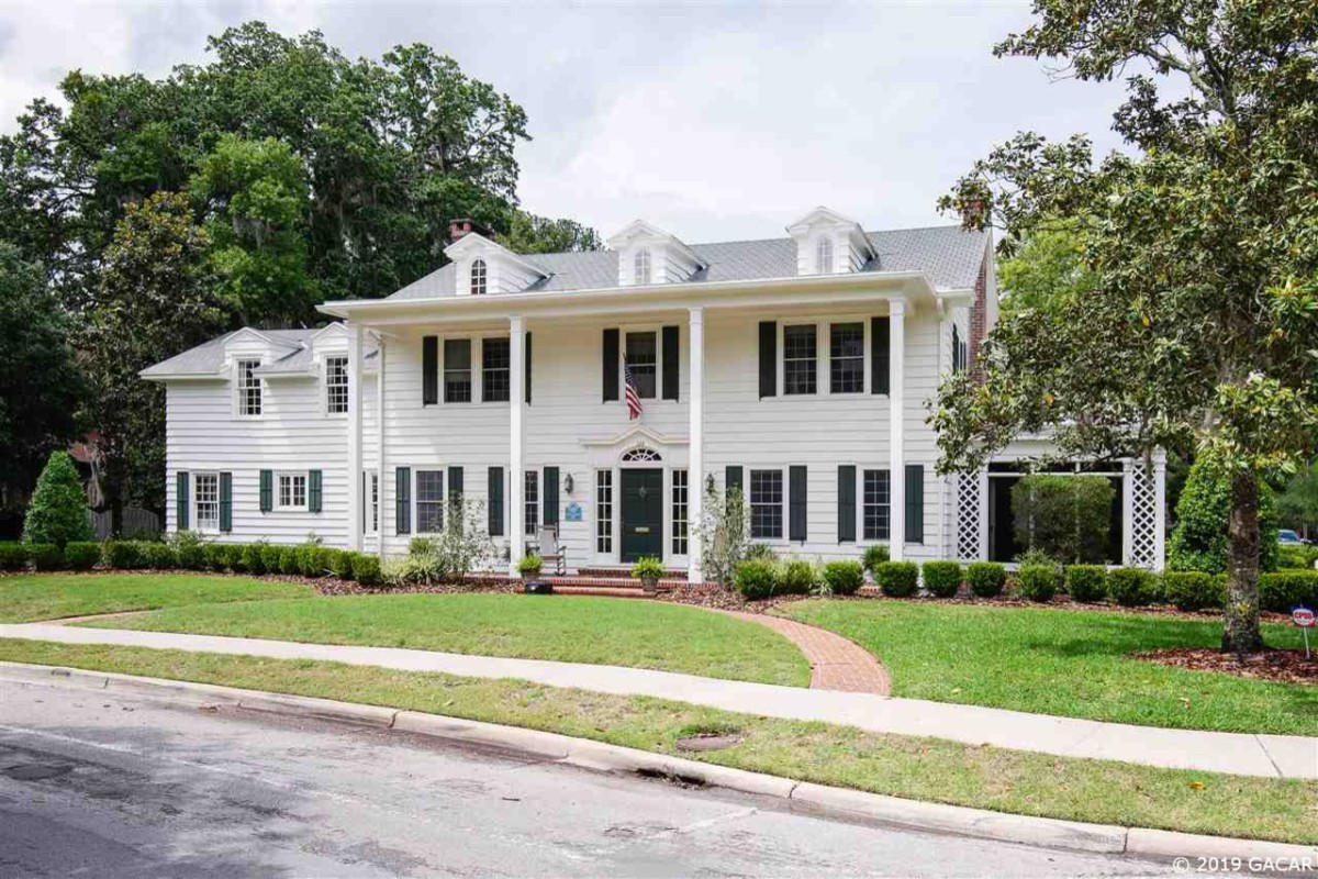 Amazing Gainesville Vintage And Historic Homes Home Interior And Landscaping Ymoonbapapsignezvosmurscom