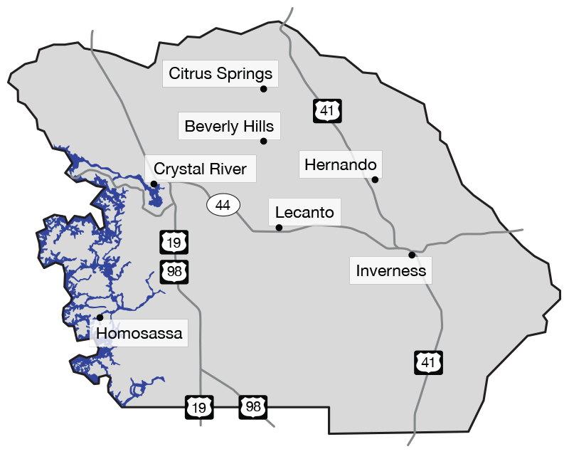 Citrus County Recently Sold Homes