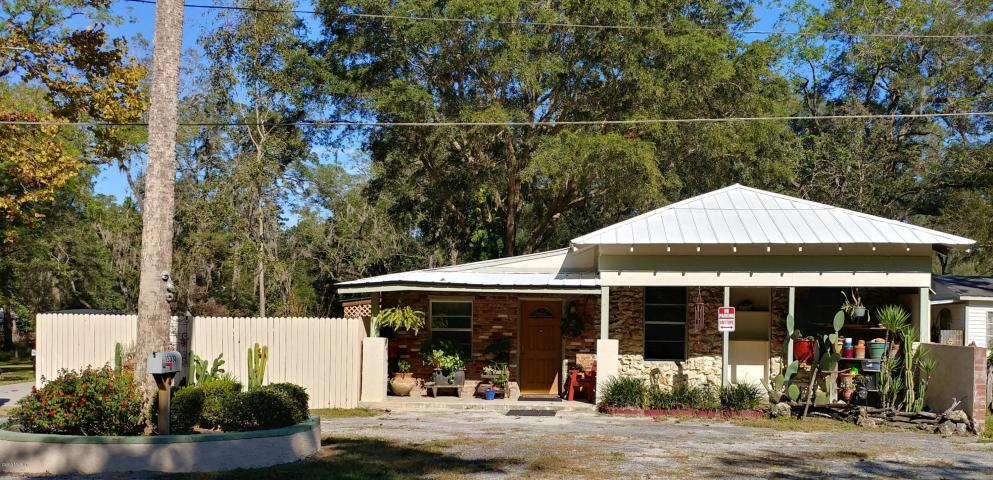 15331 Nw 40th Avenue Road Reddick Fl 32686 Mls 527596